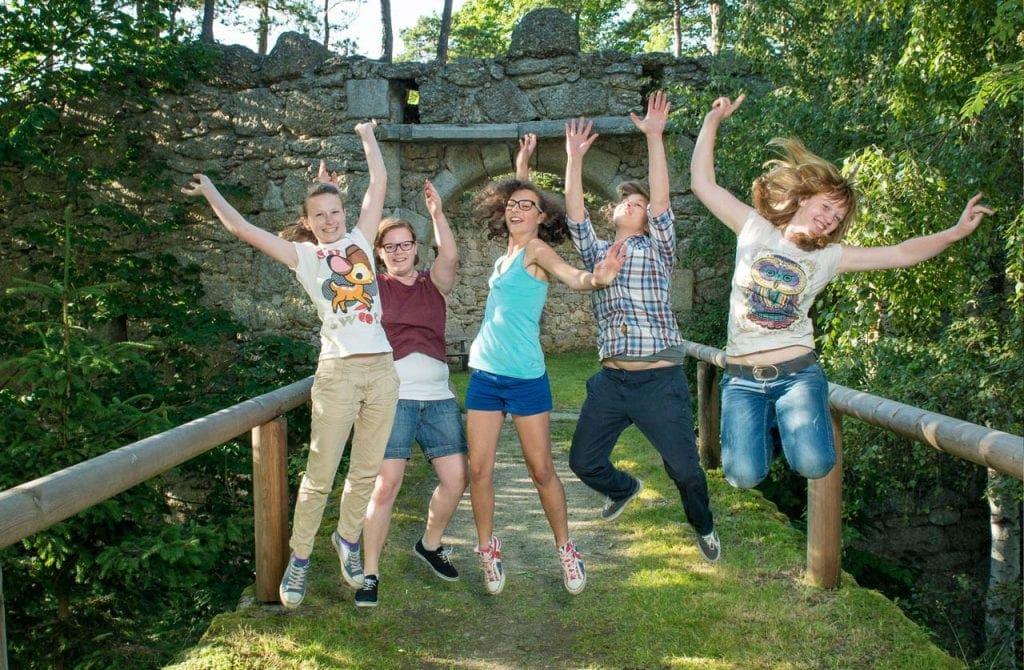 Jugendtourismus