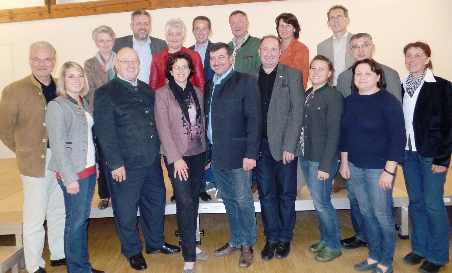 Projektauswahlgremium LEADER-Region Kamptal