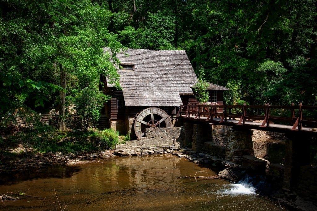 Mühle am Wasser_Pixabay