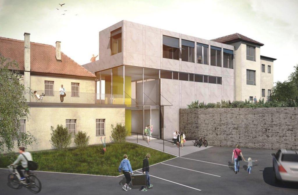 Campus Lengenfeld(c)Marktgemeinde Lengenfeld