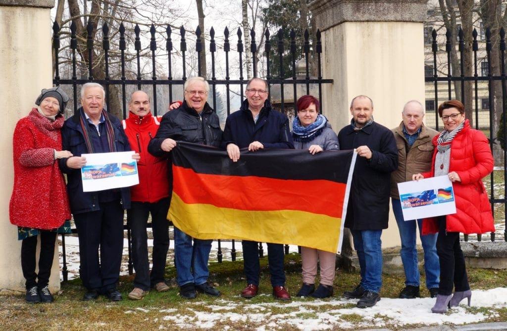 EUiS Team Deutschland(c)Marktgemeinde Schwarzenau