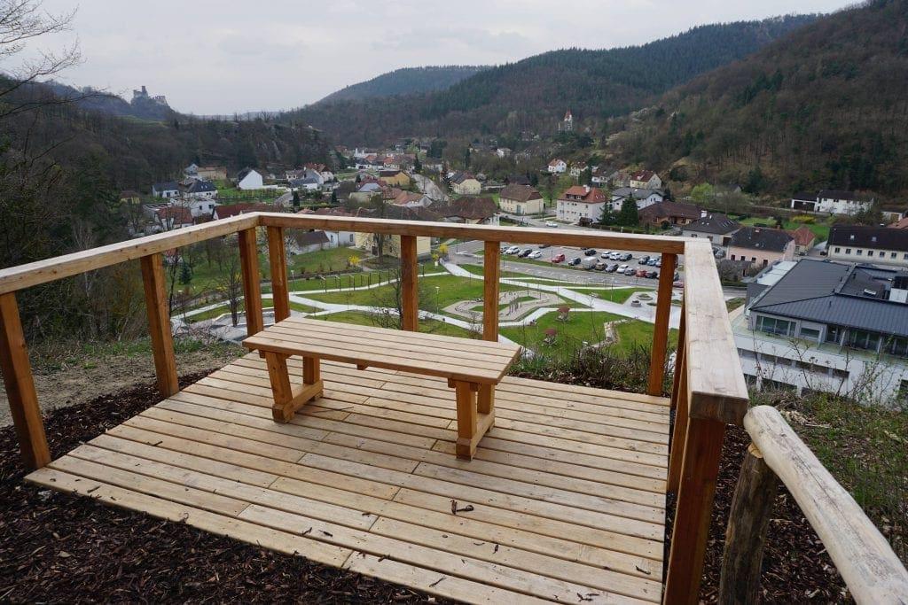 Aussichtsplatz Heilwald
